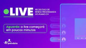 LIVE: Recálculo da Renda Programada em 2021